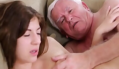 Amias Hot Doglesed Young Drill Woman