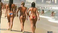 Amazing Booty on the Beach - Italian Installa