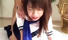 lil young schoolgirl is feeling a pounding up her tight yummy pussy