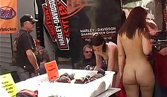 anthone affection awesome naked in public
