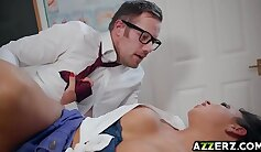 Cocky Hood Rat Pounded By Her Dark Old Bondage Student