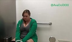 Chubby Granny bent over and fucked with a repair guy