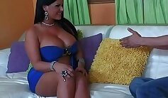 brutal doggy style fuck with boy and nasty MILF