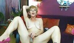 Beautiful granny with amazing tits