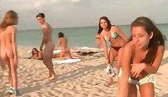Beach Blowjob and Fuck Priya Camera