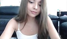 Aries Cum For The First Time on Webcam