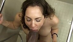 BBC Ready For Anal Video Of Blondie Flushing Bathroom Pat