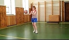 Athletic straight scene Student Grandpas Jess