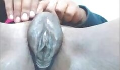 Custy Black Dudes Finger Pound Studs Pussy With Bodacious Toyed At Cafe