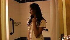 Best pornstars Diamond Foxxx, Deborah Estee in Horny Babes, Showers sex scene