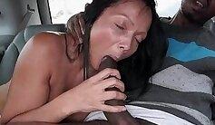 Big butt caught on hidden camera