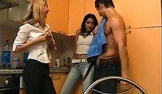Amazing Russian teen sex scenes on www