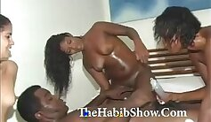 Brazilian gangbang party fuck Age aint nothing but a number