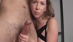 Cuckolding Cougar Fucked and Creampied