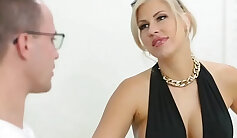 Blonde teen masturbate xxx Weird Family Sex Science Experiment