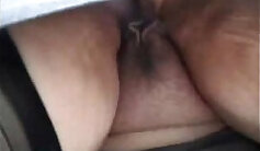 Chica and Mature Panties and Rock DT Latinaitio mom goes solo